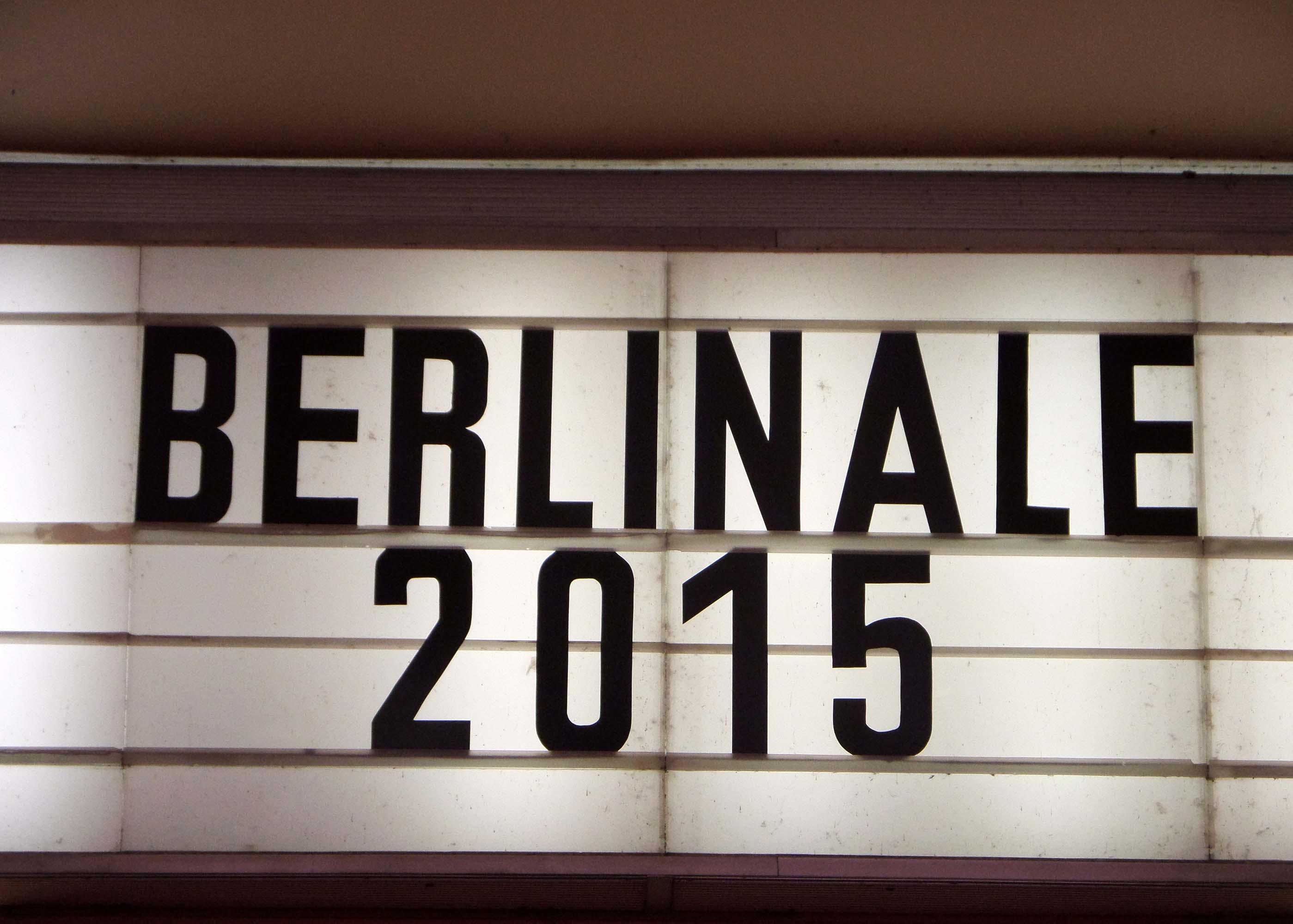 Berlinale 2015 copyright: metterschling 2015