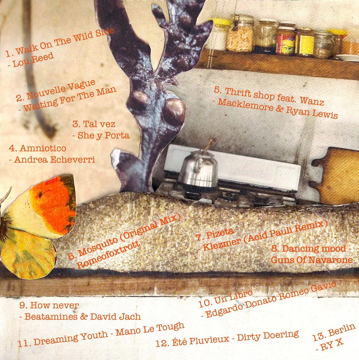 Metterschling mixtape april 2015