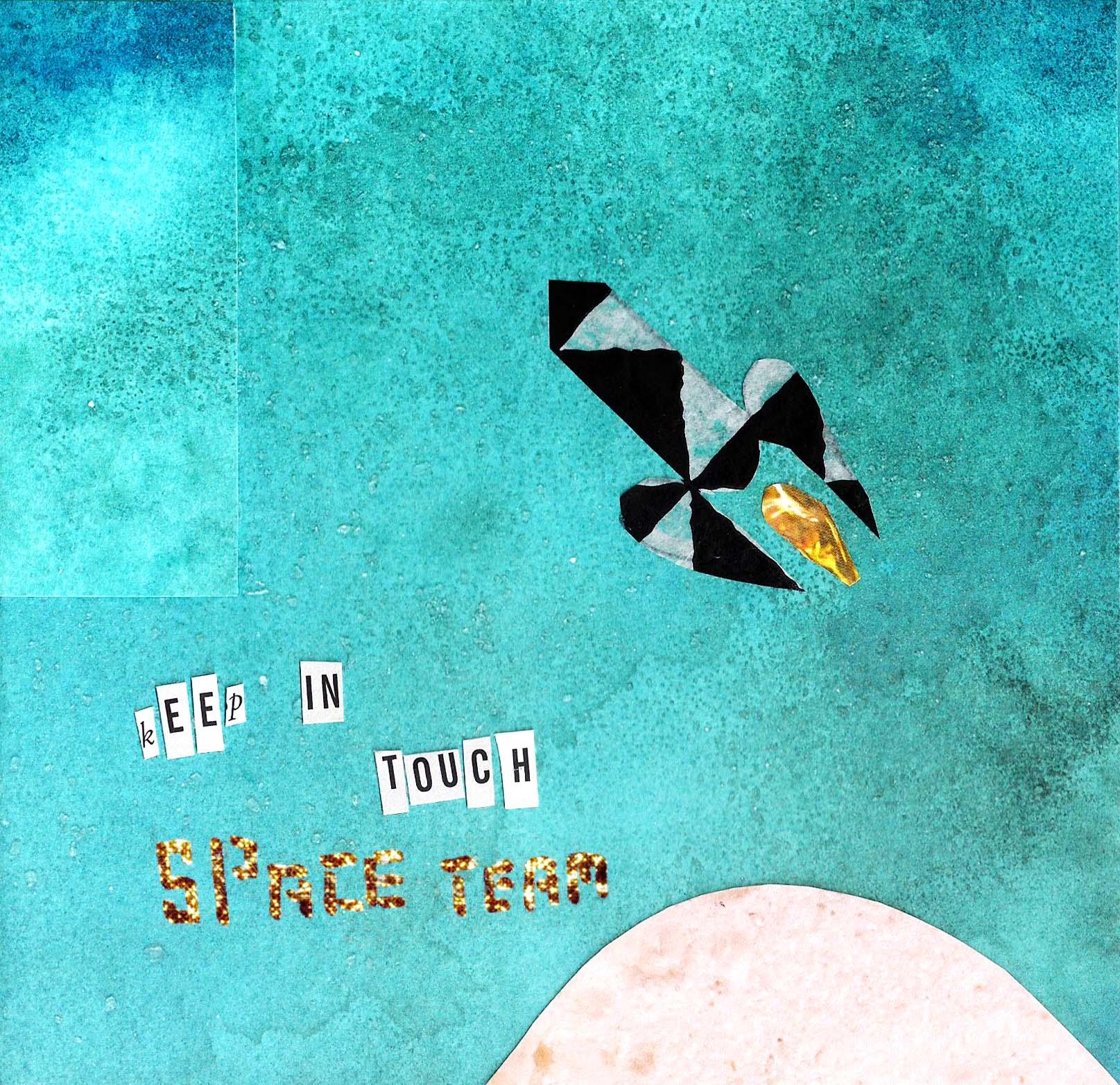 Keep in touch Spaceteam Metterschling Mixtape January 2016