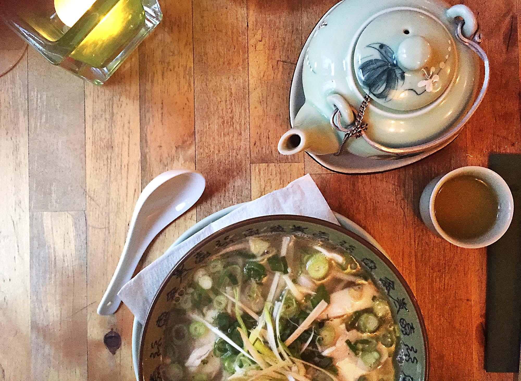 Berlin Mitte Vietnamesisches Restaurant Manngo